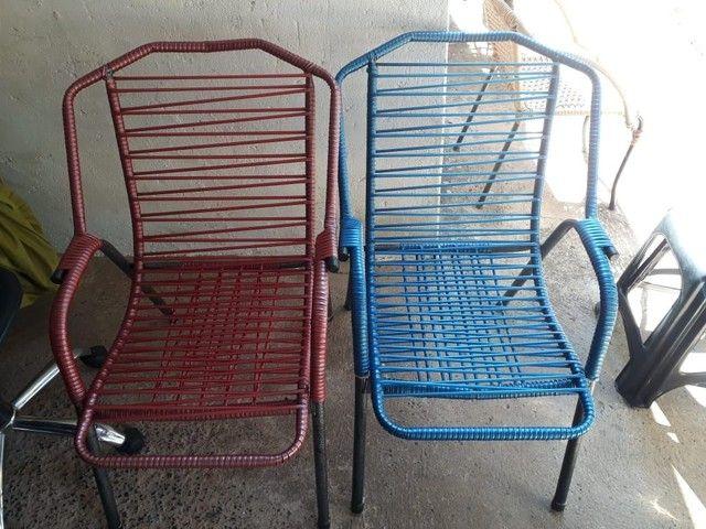 Cadeira fio  - Foto 2