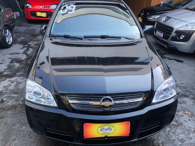 Astra Sedan Advantage 2.0 completo + gnv - Baixa km! Novo demais! IPVA 2021 grátis! - Foto 2