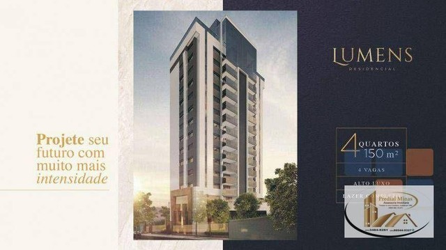 Apartamento com 4 dormitórios à venda, 150 m² por R$ 2.196.000,00 - Serra - Belo Horizonte - Foto 6