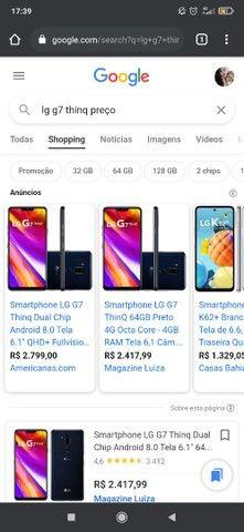 Smartphone LG G7 trinq - Foto 6