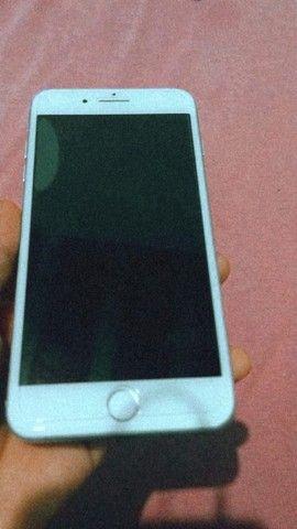 IPhone 8 Plus novo com pouco tempo de uso - Foto 3