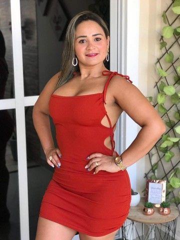 KIT 3 Peças - Composto por Conjunto, Macaquinho e Vestido (combo moda feminina) - Foto 5