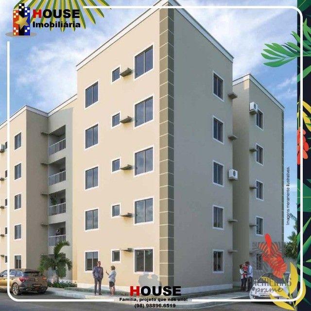 Cohama- Condomínio Palmeiras Prime 2, com apto de 2 quartos - Foto 3