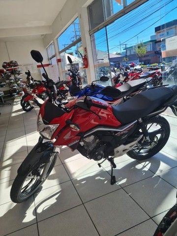 Moto Honda Titan 160 Entrada: 1.580 Financiada!!! - Foto 2