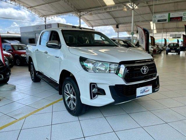 Toyota Hilux SRV 2020 4X4 Diesel - Foto 2