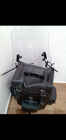 IMPERDÍVEL VT shadow 750 2006 muito conservada, tem manual e chave reserva - Foto 7