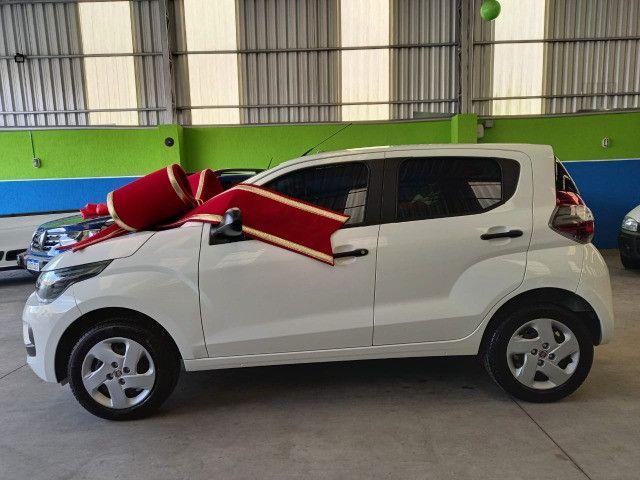Fiat Mobi Like 1.0, única dona, garantia de fábrica até 2023, apenas 4.000 km! - Foto 4
