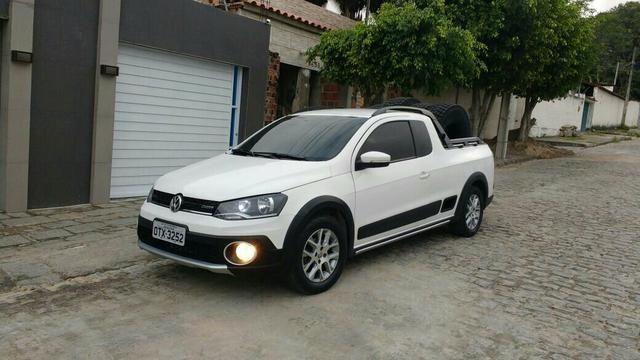 Saveiro cross 2014