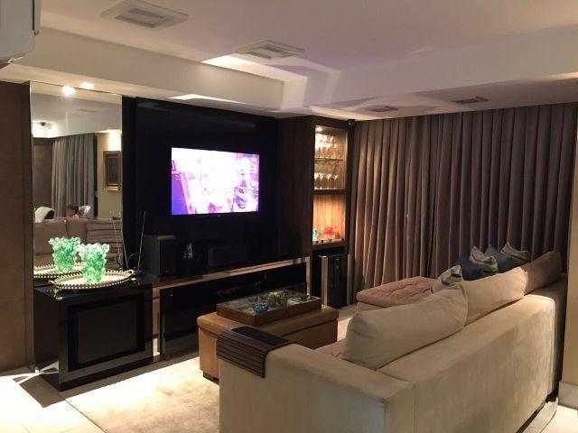 Apartamento 3 quartos com moveis planejados em todos ambientes no Park View- 103M²