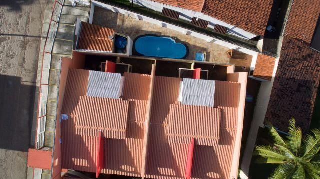 Duplex localizado na Massagueira litoral Sul com 4 quartos a 90 metros da lagoa