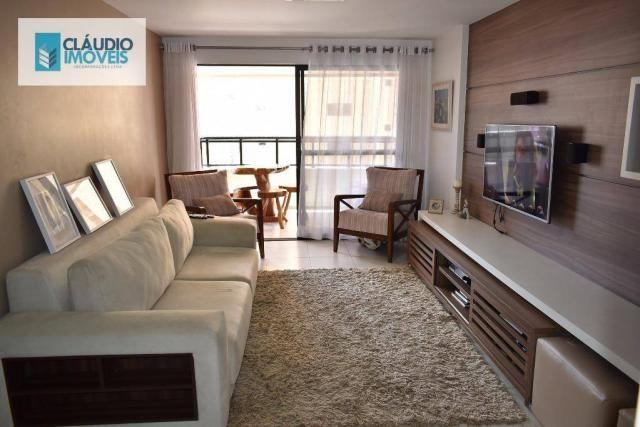 Apartamento residencial com 3 suítes à venda na Jatiúca, Maceió, Alagoas
