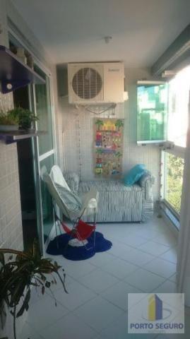 Apartamento para venda em vitória, jardim camburi, 2 dormitórios, 1 suíte, 2 banheiros, 2  - Foto 5
