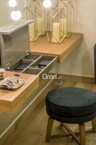 Apartamento com 3 dormitórios à venda, 84 m² por R$ 524.000,00 - Setor Oeste - Goiânia/GO - Foto 15
