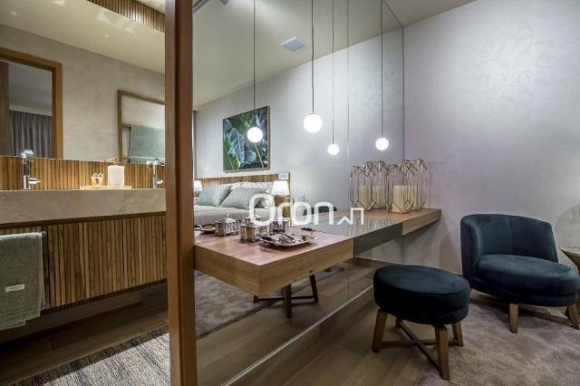 Apartamento com 3 dormitórios à venda, 84 m² por R$ 524.000,00 - Setor Oeste - Goiânia/GO - Foto 16