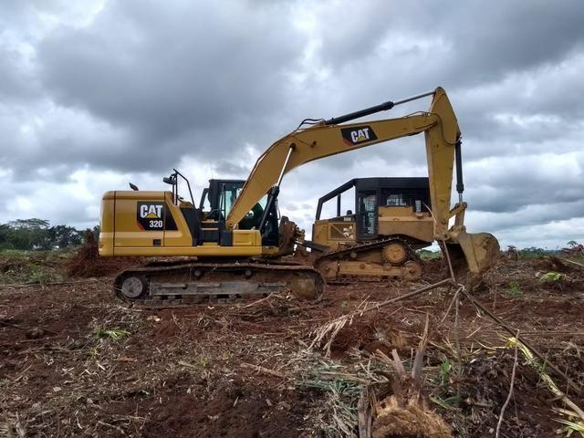 Hora maquina Escavadeira (PC) e Trator de esteira - Foto 3