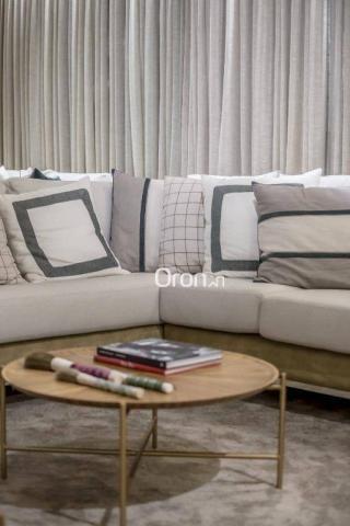 Apartamento com 3 dormitórios à venda, 84 m² por R$ 524.000,00 - Setor Oeste - Goiânia/GO - Foto 5