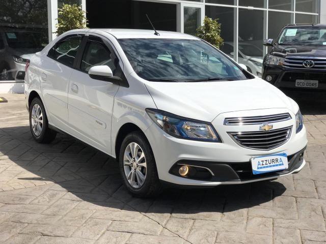 Chevrolet prisma 1.4 mpfi ltz 8v flex 4p automático 2016 - Foto 2