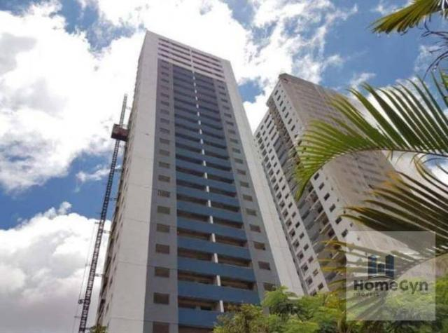 Apartamento 2 quartos no porcelanato parque amazônia/vila rosa goiânia - go - Foto 9