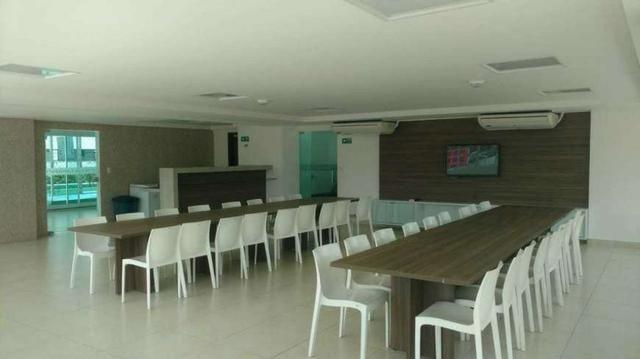 Manaira próximo ao mar prédio completo . vista mar COM TUDO DENTRO - Foto 6