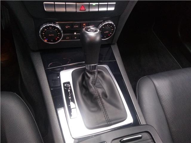 Mercedes-benz C 180 1.6 cgi sport 16v turbo gasolina 4p automático - Foto 14