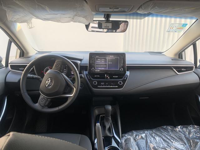 Novo Corolla XEI 2020 Emplacado 0KM - Foto 5