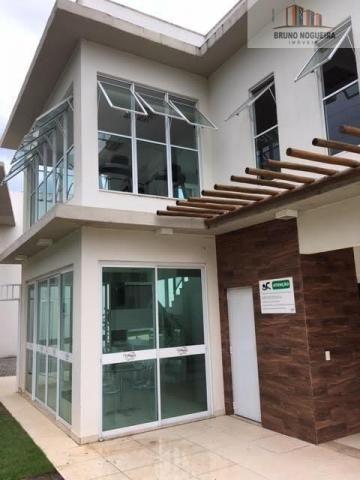 Casas duplex em condominio no eusebio com 3 quartos e lazer - Foto 15