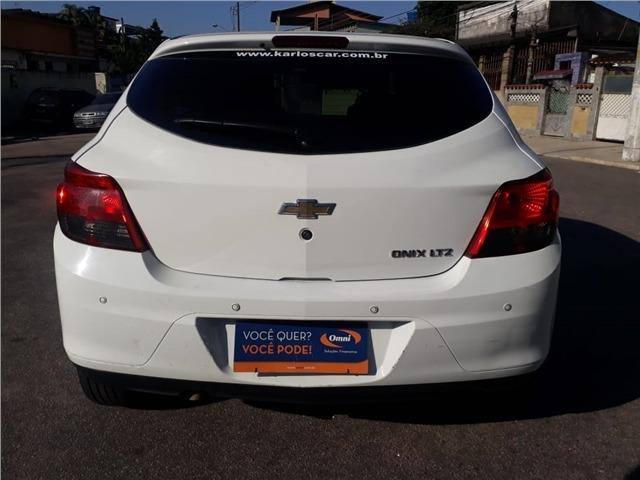 Chevrolet Onix 1.4 mpfi ltz 8v flex 4p automático - Foto 6