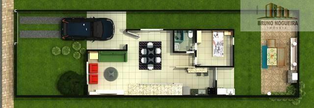 casa duplex em rua privativa no eusebio proxima ao centro - Foto 11