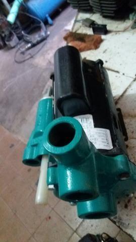 Bomba injetora 1cv eletroplas - Foto 2
