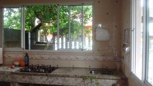 Alugo casa em caioba ar condicionado - Foto 5