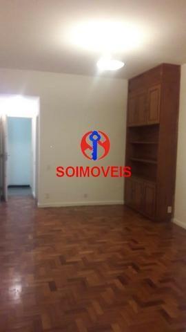 Excelente apto 3 quartos na Tijuca - Foto 2