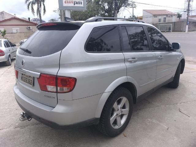Kyron 20.0 4x4 Diesel completa - Motor Mercedes - nova - Foto 10