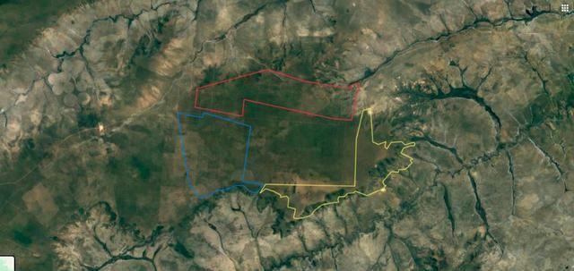 Gleba 01 com 3.866 hectares - Cocos (SP) - Foto 2