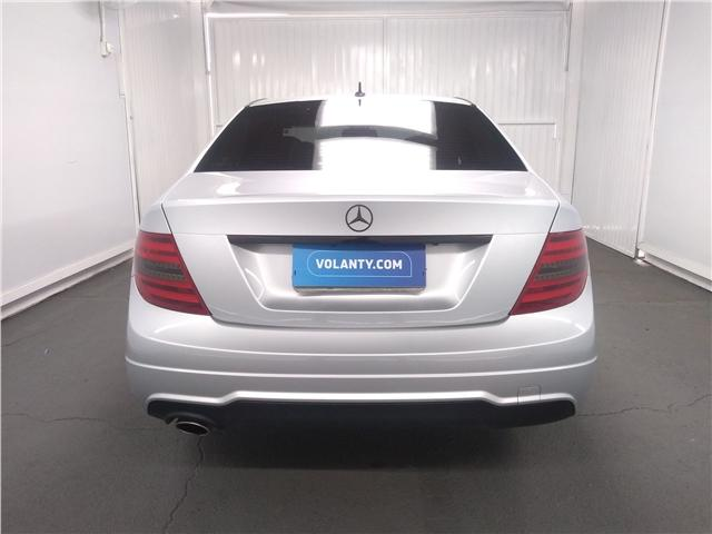 Mercedes-benz C 180 1.6 cgi sport 16v turbo gasolina 4p automático - Foto 5
