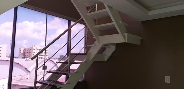 Linda Cobertura Duplex com espaço gourmet - Foto 8
