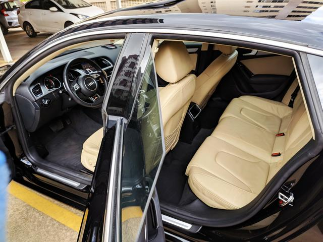 Audi A5 2.0 Tfsi Sportback Ambiente - Foto 5