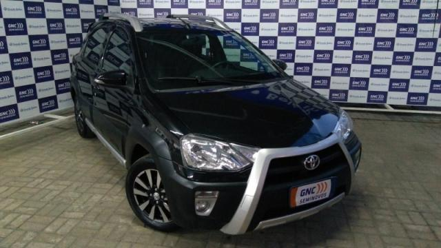 TOYOTA ETIOS CROSS 1.5 16V FLEX 4P MANUAL.