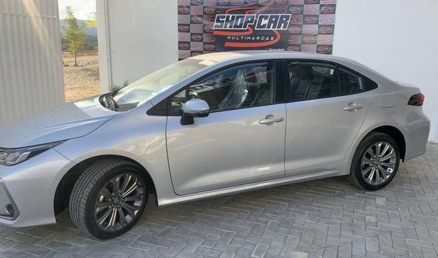 Novo Corolla XEI 2020 Emplacado 0KM - Foto 4