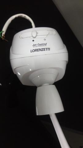 Ducha Eletrônica Lorenzetti Jet Control