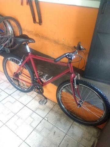 Bicicleta aro 26 21v