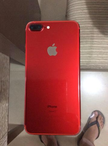 IPhone 7 Plus red 128 Gb