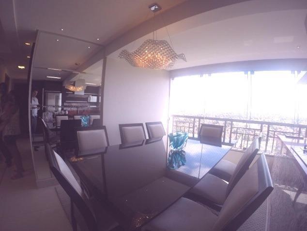 Apartamento para venda** 95 metros quadrados e 3 quartos em Parque Amazônia - Goiânia -
