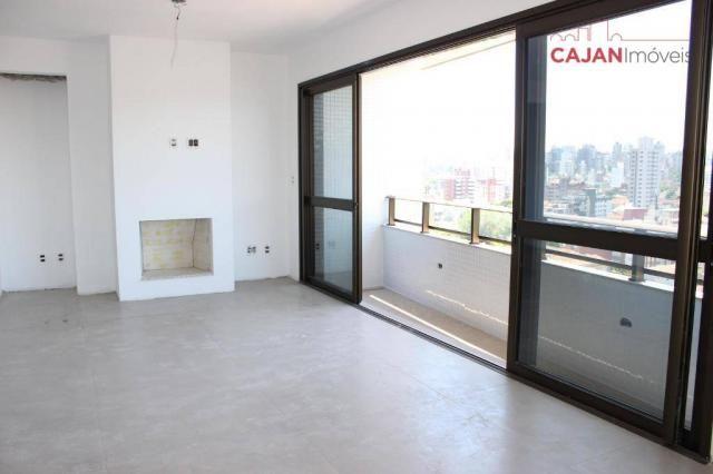 Apartamentos de 2 suítes com 2 vagas de garagem no bairro petrópolis - Foto 14