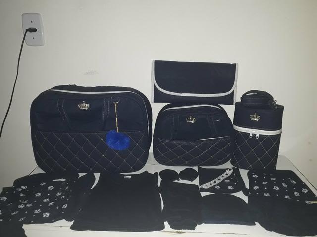 Bolsas e saída