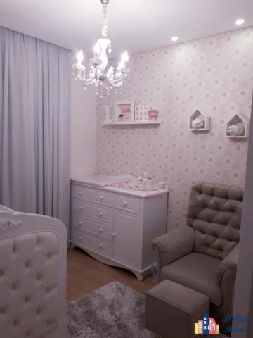 Ap00328 - apartamento com lindo acabamento no cond. parque barueri! - Foto 7