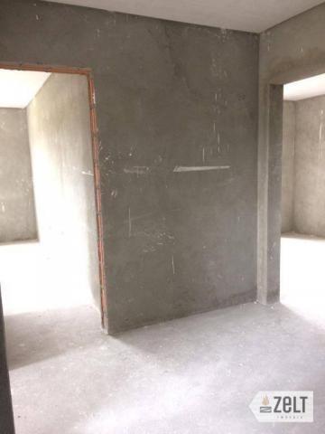 Apartamento com 3 dormitórios à venda, 91 m² por r$ 300.000 - sol - indaial/sc - Foto 16
