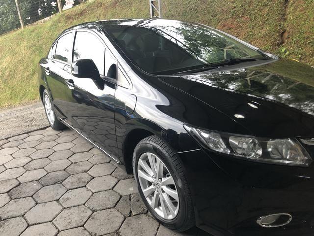 Civic lxs automático 2014 - Foto 6