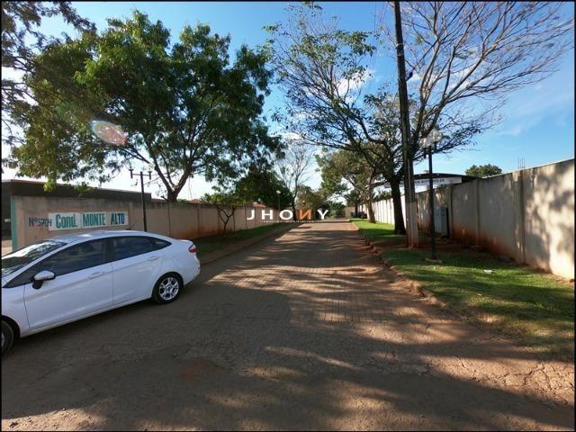 Cond. Monte Alto, residencial, 1000 m², próx. ao posto G10