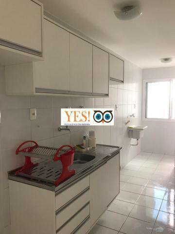 Apartamento 3/4 para Aluguel Cond. Senador Life - Olhos D´agua - Foto 3