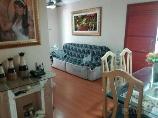 Apartamento com 4 dormitórios à venda, 114 m² por r$ 390.000,00 - vaz lobo - rio de janeir - Foto 2